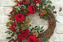 •• Wreaths ••