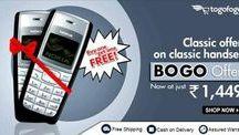 Deals & Discount / Grab heavy discount & good deals with us.