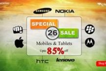 """TogoFogo Special26 Sale - Republic Day Sale 2016 / Togofogo is celebrating this Republic Day as """"Special 26 Sale"""" from 23rd - 26th January 2016."""