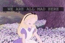 •• Alice in Wonderland ••
