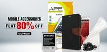 Mobile Accessories / Togofogo offer mobile phone accessories like scree guards, back cover ect