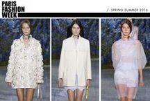 Fashion Weeks / Fashion weeks - NYFW, LFW, MFW, PFW, SPFW.