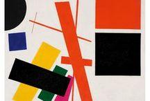 Modern art / Современное искусство