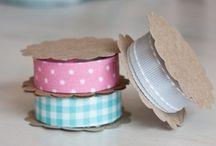craft storage / by Mary Deighton