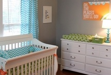 Baby room / by Emily Ackart