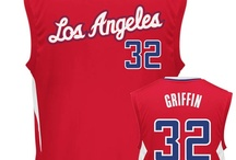 Clippers Jerseys / by Los Angeles Clippers