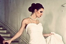Real Weddings by Amanda Archer / Wedding dresses and gowns by Amanda Archer Collection, made in the USA