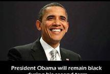 Obama / by Brenda Garcia Tener