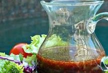 Food...salads & stuff / Salad and dressing recipes / by Lesley Thomson