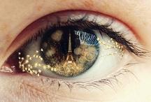 Eyes / Ojos ▄▀▄▀▄▀▄▀▄▀▄▀ / by HAM