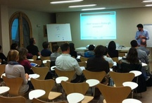 Digital Accademia / Training sessions on various topics such as Adwords and SEO.