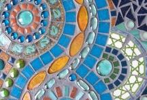 Crafts - Mosaics / by Ginga Hathawayg