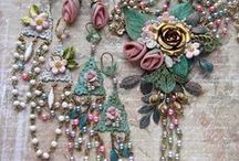 Monthly Challenges, B'sue Boutiques Creative Group / Here is where we post pix of our jewelry designs for the Group Challenges at B'sue Boutiques Creative Group at Facebook!  Come and join us at the Group!  https://www.facebook.com/groups/bsueboutiquescreativegroup/    Consider this your personal invitation!