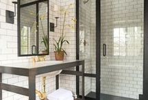 project: guest & master baths / by Stacy Gallagher