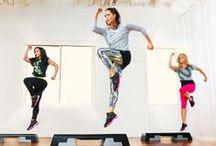 fitness / by Mary Deighton