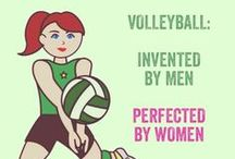 Volleyball / by Angela Sims McDonald