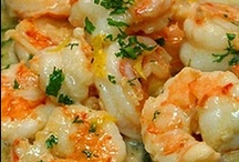 Recipes - Seafood Main Courses / Recipes for Seafood Main Courses / by Ginga Hathawayg