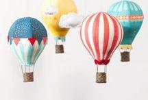Hot Air Balloon Nursery