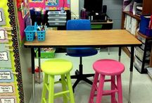 Classroom >> CLASSY décor * / ideas for classroom decorating / by A Cupcake for the Teacher