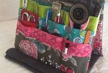 Sewing Project Ideas / Sewing Projects, cool fabric creations, inspiration / by Sarah Geppert