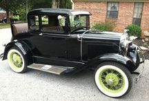 Classic Cars/PU/Restored Gas Pumps / ~for the hubs~ / by ~♥~Karen~♥~