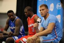 Media Day 2014 / by Los Angeles Clippers