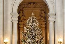 Amazing Spaces and Places~Christmas Around The World / Christmas waves a magic wand over this world, and behold, everything is softer and more beautiful~Norman Vincent Peale   / by Karen