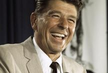 Ronald Reagan / by Paige Nelson