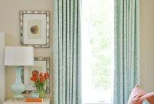 Decorating: Curtains / by Nicole Davis