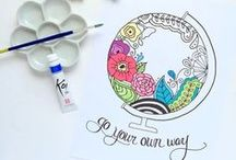 Printables / Crafts, activities, décor, and coloring pages.