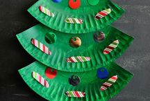 Kids Christmas Fun / Learn how to create intentional moments during Christmas with kids. Activities, games, crafts for Christmas