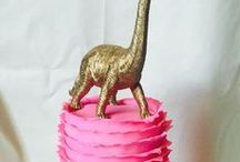DINOSAUR Birthday Party ideas / Dinosaur birthday party ideas for boys and girls, baby and toddler