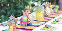 Fiesta Ideas / Fiesta party and couples shower ideas