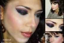 My work! / Nails and make up