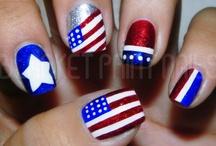 Nails  / love it <3