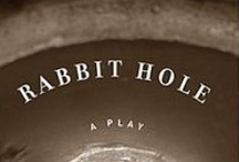 Rabbit Hole at the Newnan Theatre Company  / Winner of the 2007 Pulitzer Prize.   Becca and Howie Corbett have everything a family could want, until a life-shattering accident turns their world upside down and leaves the couple drifting perilously apart. RABBIT HOLE charts their bittersweet search for comfort in the darkest of places and for a path that will lead them back into the light of day.