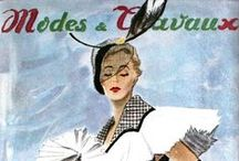 Magazines - Revues / by Christine