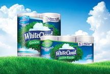 White Cloud® Products / Giving your family a little extra comfort is easy with quality products made from the softness of clouds. / by White Cloud®