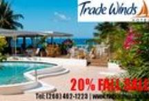 Specials! / by Trade Winds Hotel Antigua