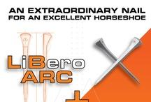 Mustad LiBero ARC / LiBero ARC is the new Mustad premium quality nail combining 2 cutting-edge nail technologies: Mustad Pitch(TM) and Mustad ARC(TM)
