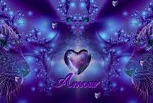 ♥...Amour...♥ / Montage d'images