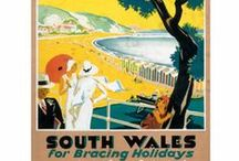 South Wales / A collection of our railway images from South Wales. Available on a variety of gift products