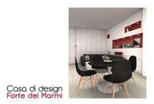 Spazio DESIGN :: casa a Forte dei Marmi / Progetto di architettura di interni di Spazio 14 10
