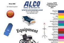 Online Catalogs / Informant of Product Catalogs from ALCO Sales and Service