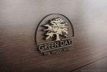 Logo / Green Days / Logo / Green Days