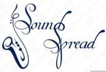 Logo / Sound Spread / Logo / Sound Spread