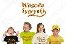 Logo / Wesole Tygryski / Logo / Wesole Tygryski