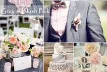 Mood Board/ Wedding Palette