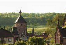Molsheim / Découvrez, en images, la ville de Molsheim située en Alsace, dans le Bas-Rhin !