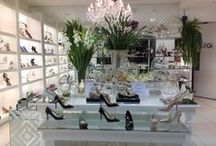 Izoa Boutique / Retail displays , shop displays, retail, storefront , store displays